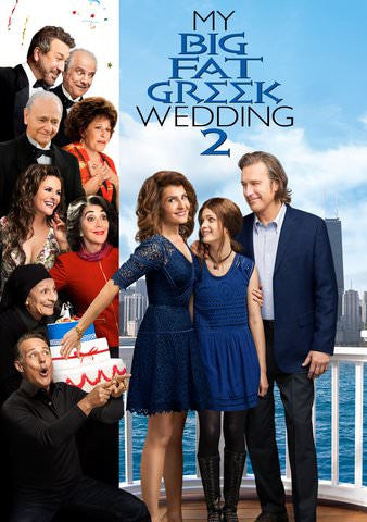 My Big Fat Greek Wedding 2 HD iTunes - Digital Movies