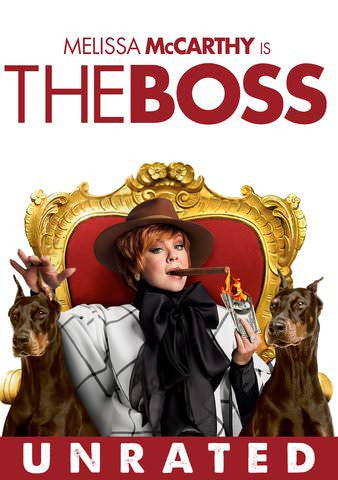 The Boss Unrated HDX UV - Digital Movies