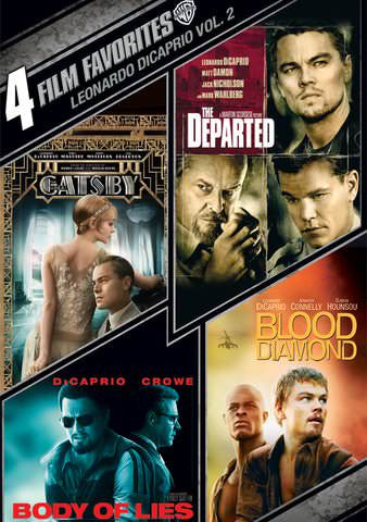 Leonardo Dicaprio Collection SD UV/Vudu - Digital Movies