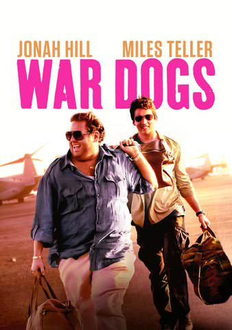 War Dogs 4K UHD UV - Digital Movies