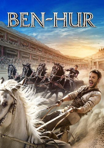 Ben Hur HDX UV (Coming Soon!) - Digital Movies