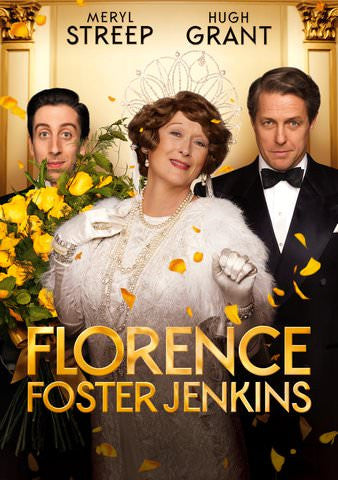 Florence Foster Jenkins HDX UV (Coming Soon!)