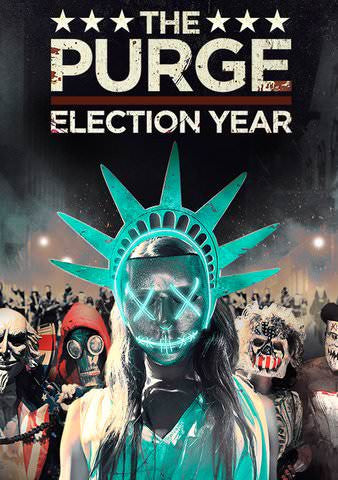 Purge Election Year HDX UV - Digital Movies