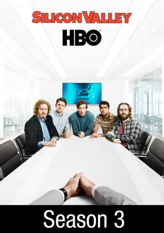 Silicon Valley Season 3 HDX VUDU & HD iTunes (Full Code!)