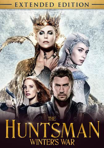 Huntsman Winter's War Extended Edition 4K UHD UV