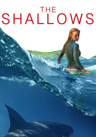 The Shallows SD UV