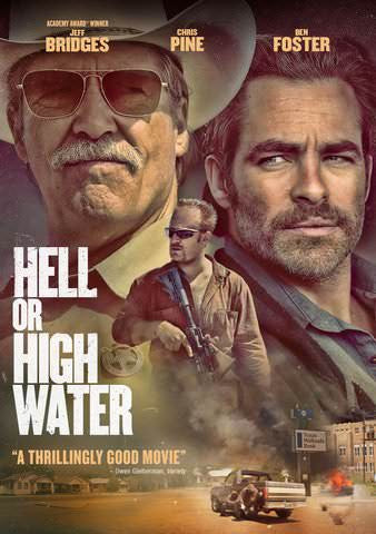 Hell or High Water HD iTunes - Digital Movies