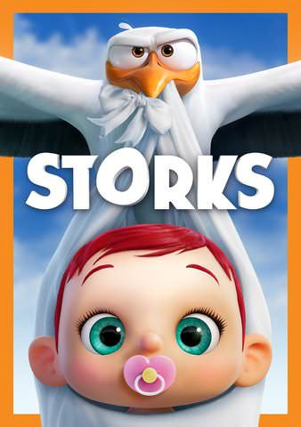 Storks HDX VUDU or iTunes via MA