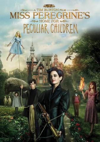 Miss Peregrine's Home for Peculiar Children HDX UV or HD iTunes (Coming Soon!) - Digital Movies