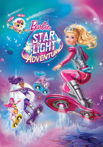 Barbie Star Light Adventure HDX UV
