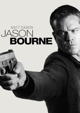 Jason Bourne HDX UV - Digital Movies