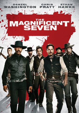 Magnificent Seven HDX UV (Coming Soon!)