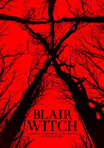 Blair Witch 4K iTunes