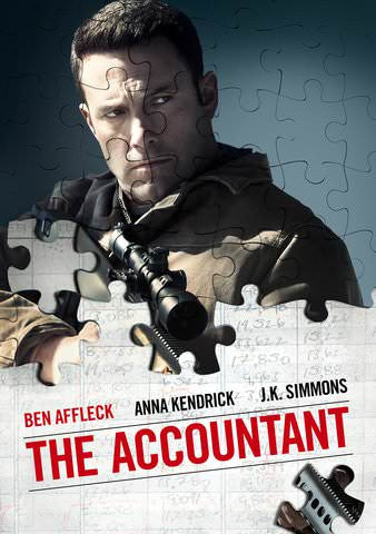 The Accountant 4K UHD UV