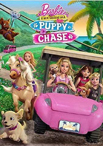 Barbie & Her Sisters in A Puppy Chase HD iTunes