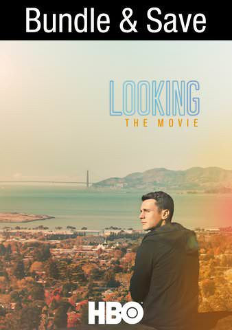 Looking The Complete Series (Season 1,2 & Movie) HD iTunes