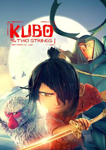 Kubo and the Two Strings HDX UV - Digital Movies