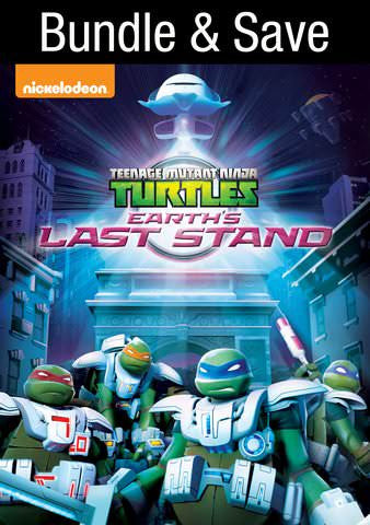 TMNT: Earth's Last Stand (Episode Bundle) HDX Vudu
