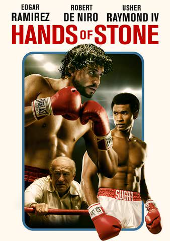 Hands Of Stone HDX UV