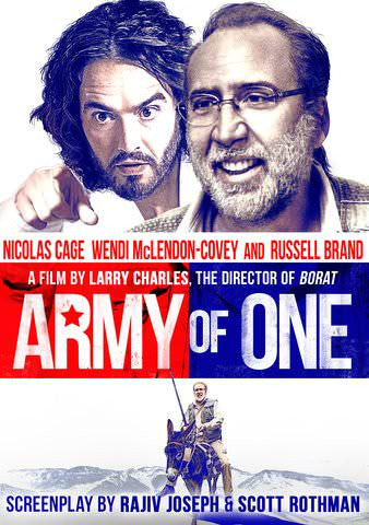 Army of One HDX UV - Digital Movies