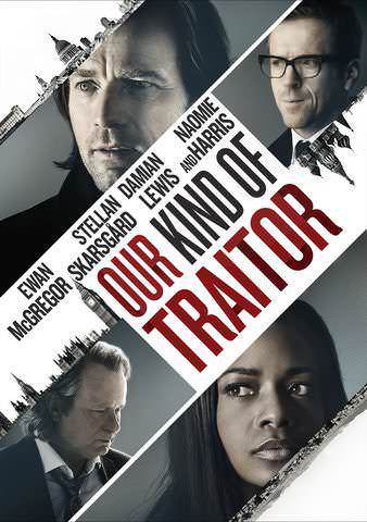 Our Kind of Traitor SD UV