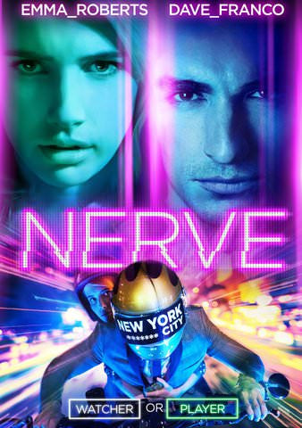 Nerve HDX UV - Digital Movies