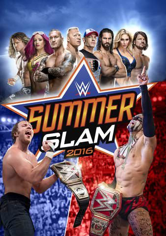 WWE: Summer Slam 2016 HDX Vudu
