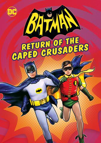 Batman: Return of the Caped Crusaders HDX UV or iTunes via MA