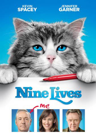 Nine Lives HDX UV or itunes (Coming Soon!)