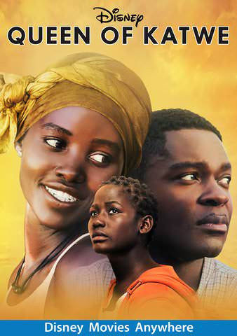 Queen of Katwe HDX Vudu, DMA, iTunes, or Google Play (VERY LIMITED STOCK)