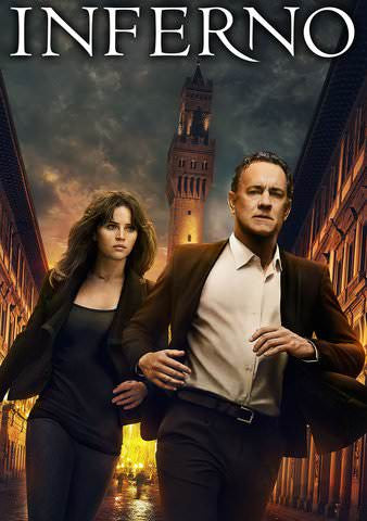 Inferno HDX VUDU or iTunes via MA