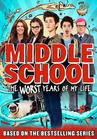 Middle School The Worst Years Of My Life HD iTunes