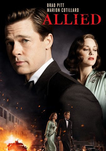 Allied 4K UHD (Coming Soon!)