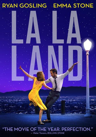 La La Land HDX UV (Read Description)