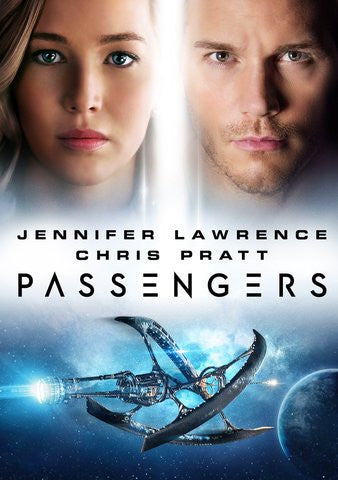 Passengers 4K UHD UV (Read Description)