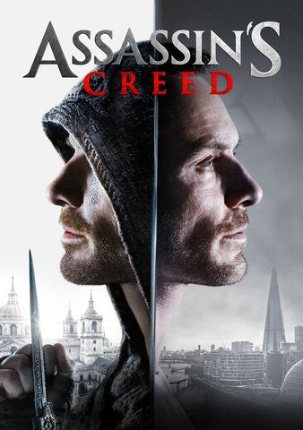 Assassin's Creed HDX VUDU or 4K iTunes