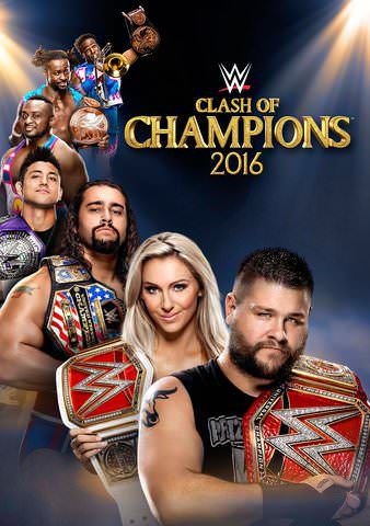 WWE Clash Of Champions HDX VUDU