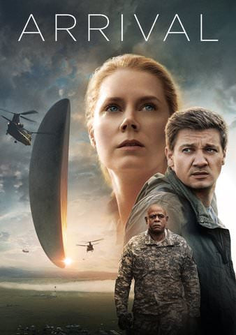 Arrival HDX UV & HD iTunes (Full Code!)