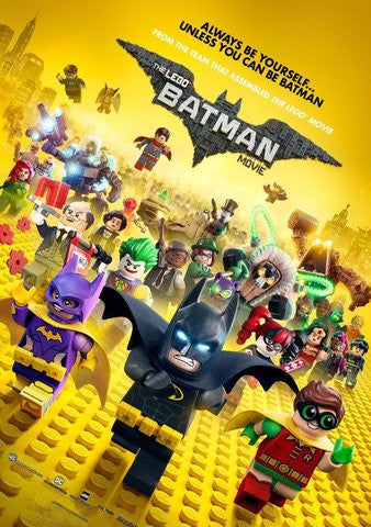 Lego Batman Movie HDX UV or iTunes via MA