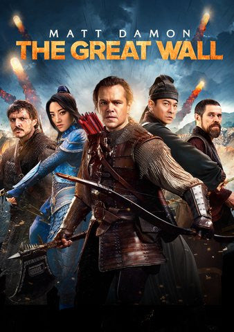 The Great Wall 4K UHD UV