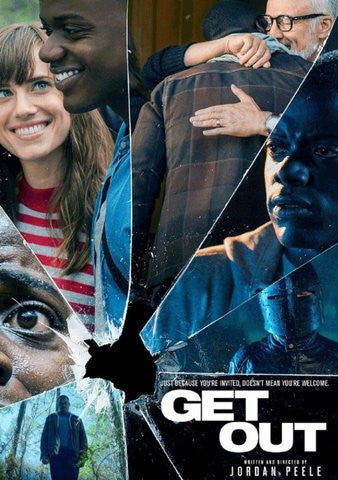 Get Out 4K iTunes
