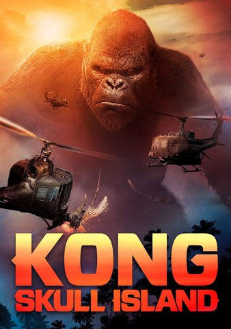 Kong Skull Island HDX UV or iTunes via MA