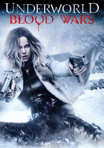 Underworld: Blood Wars 4K UHD UV
