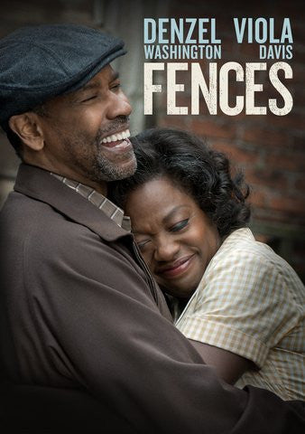 Fences 4K iTunes
