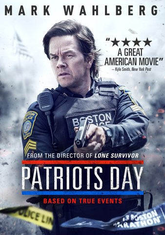 Patriots Day HD iTunes (Coming Soon!)