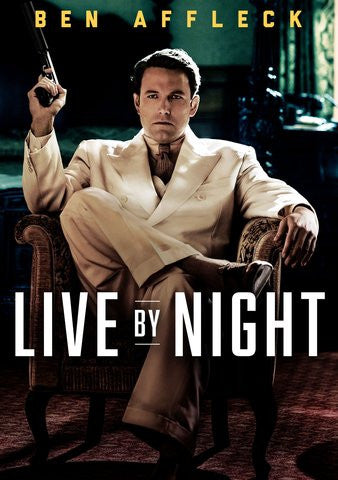 Live by Night HDX UV
