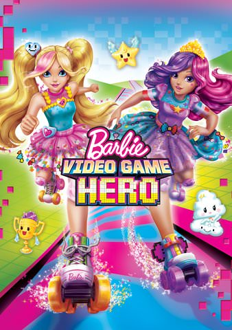 Barbie Video Game Hero HDX UV