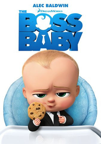 Boss Baby HDX UV or HD iTunes