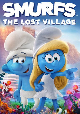 Smurfs: The Lost Village 4K UHD UV