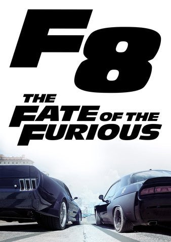 Fate Of The Furious HDX UV